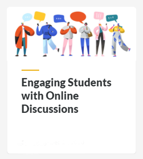 Online Discussions